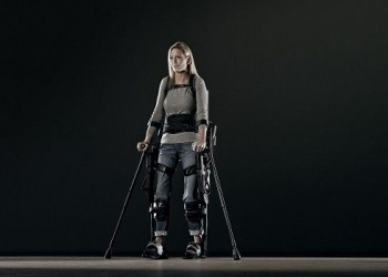 ADVANCED BIONICS: Building the next generation of exoskeletons and robotic prosthetics