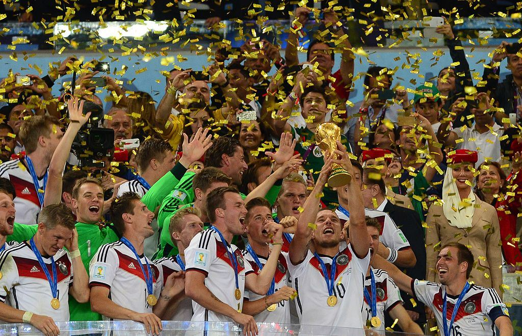 A Wearable Tech that helps Germany Secure the World Cup 2014 Win