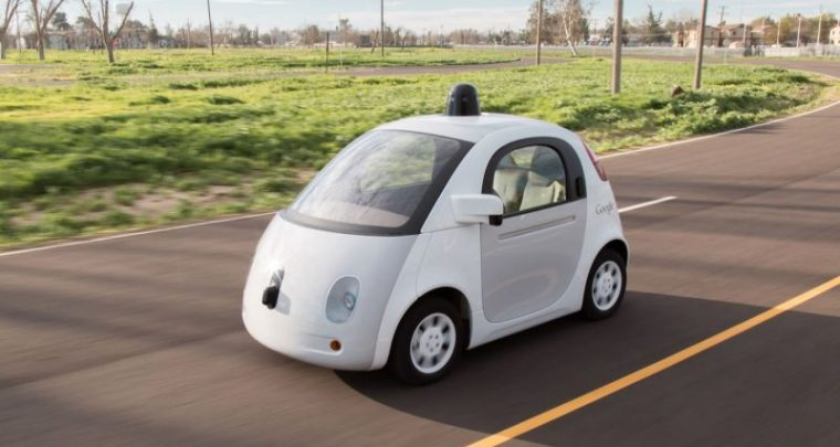 Google Unveils Fully Functional Self-Driving Prototype