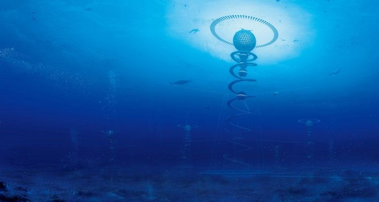 Japanese Firm Plans to Build World's First Underwater City