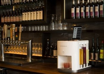 Meet Somabar, World's First Robotic Bartender