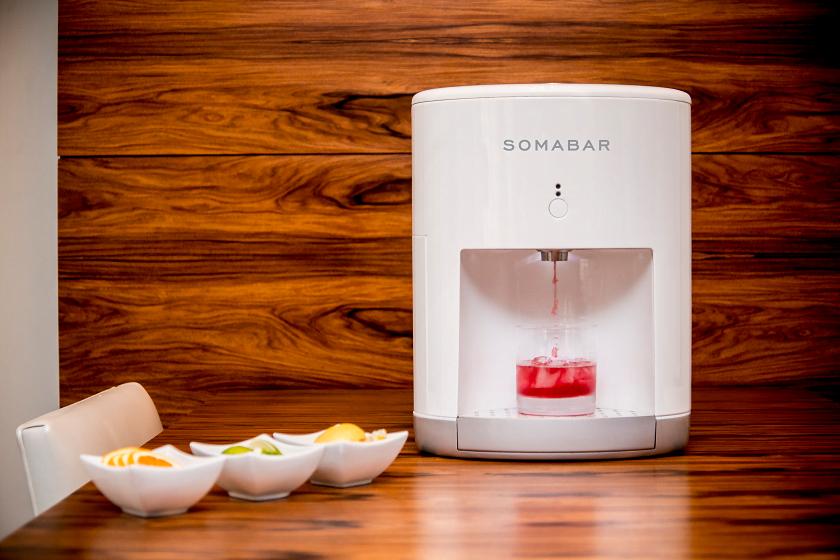 Somabar Machine Robotic Bartender