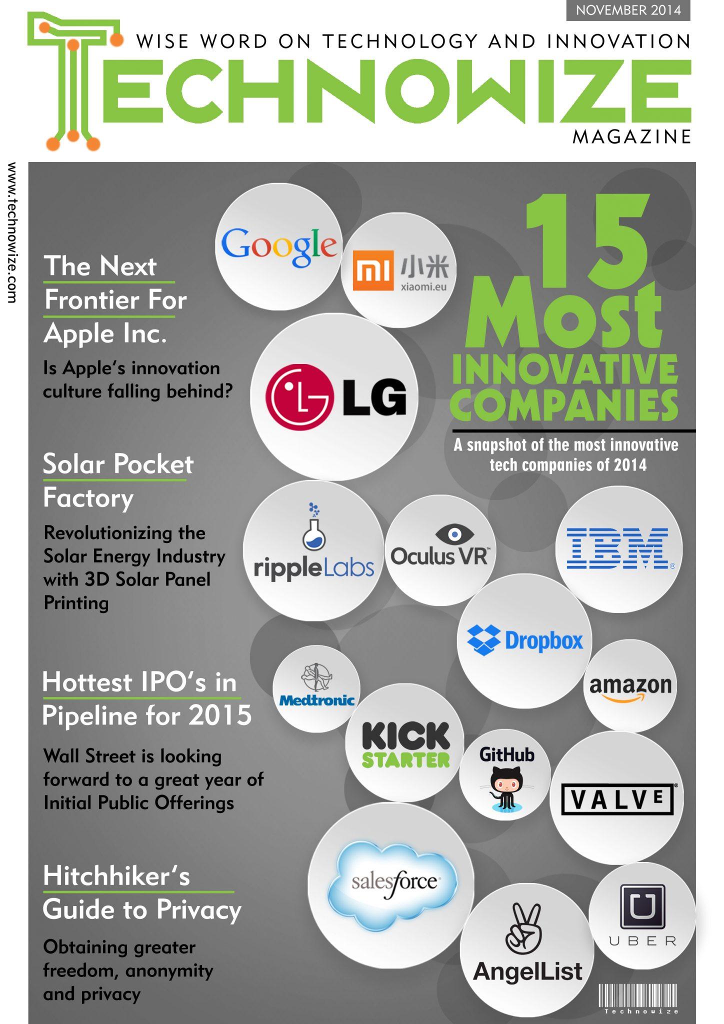 Technowize Q4 – 2014