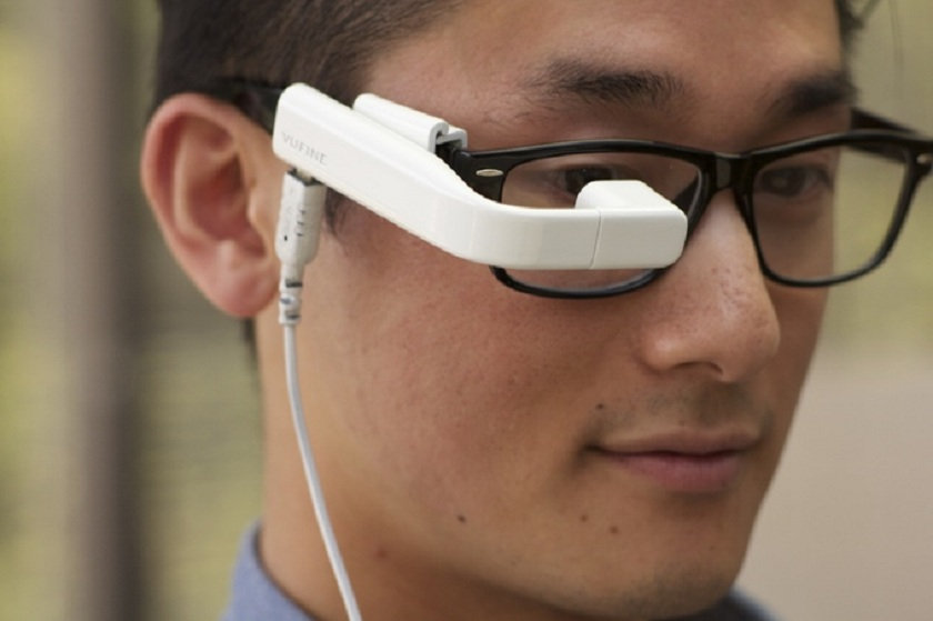 Unlike Google Glass, Vufine doesn't have a Privacy Problem