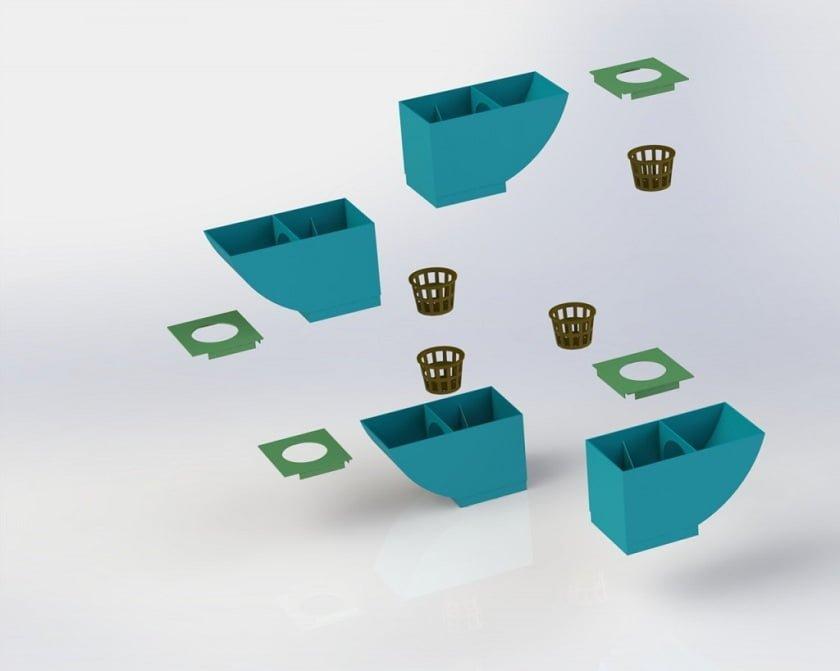 3Dponics marijuana 2
