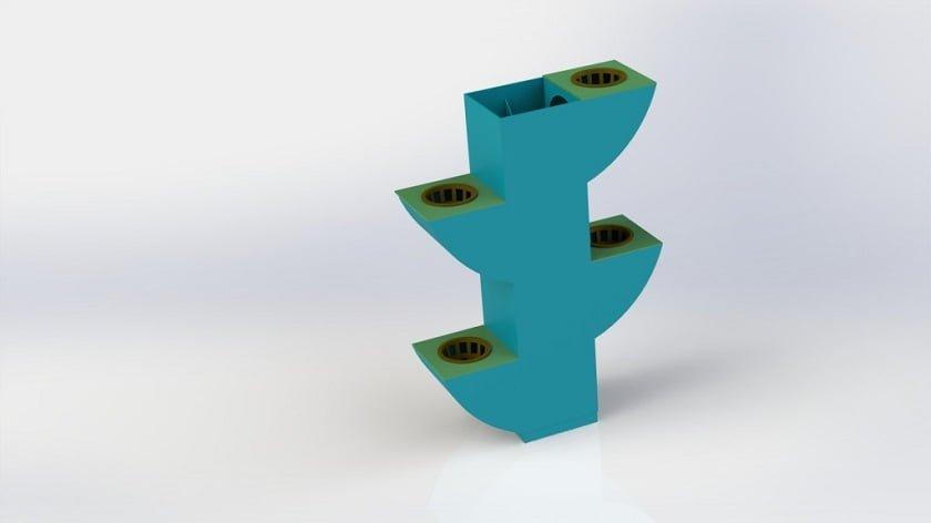 3Dponics marijuana