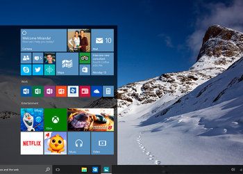 Microsoft re-enters the game with a huge roar – Windows 10
