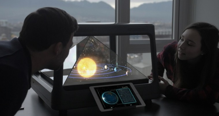 Become a Jedi Master with one of these Holus Hologram Devices