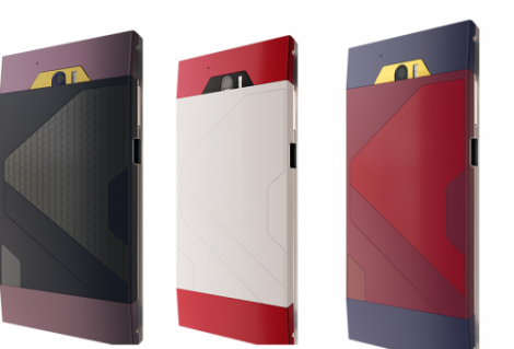 """Sturdy, Unhackable and Secure """"Liquid Metal"""" – Turing Phone"""