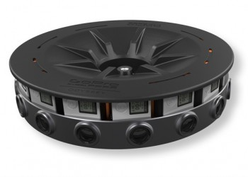 GoPro 'Odyssey' VR Camera Priced at $15000
