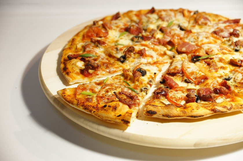 Fancy a 3D Printed Pizza for Dinner?