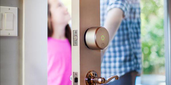 August Smart Lock will follow Siri's Commands!