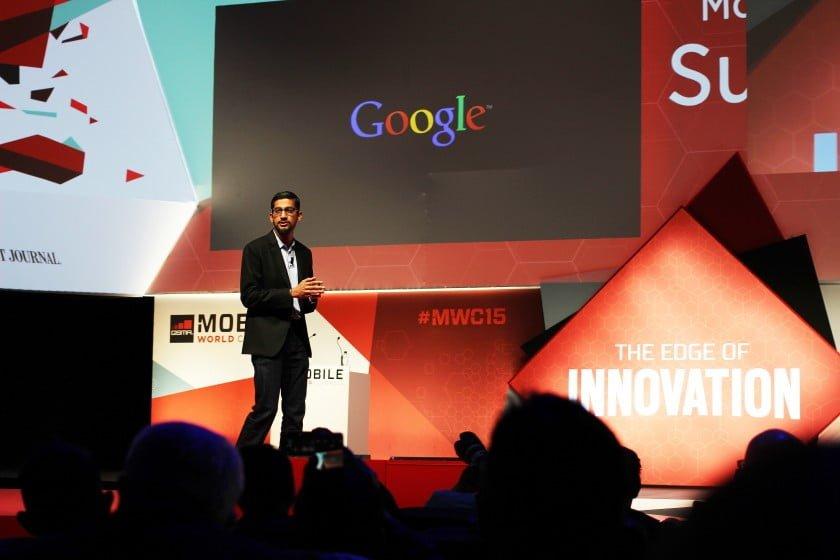 Sundar Pichai SVP Google