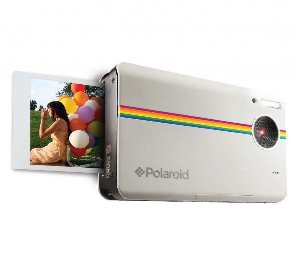 Polaroid Snap Revives Nostalgia