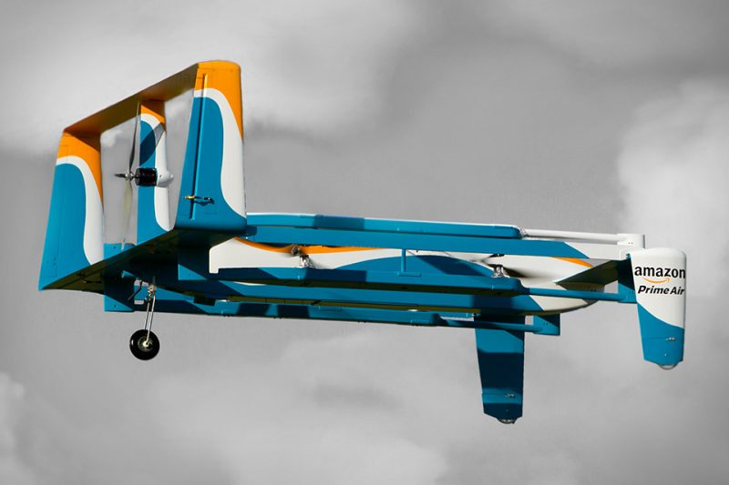 Amazon Prime Air, Unmanned Aerial Vehicle's Future