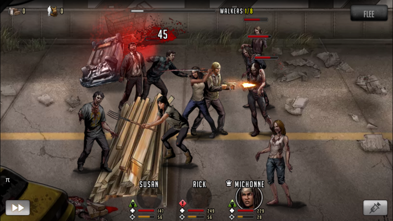 Makers of The Walking Dead Want You To Stay Glued To Your Smartphone Screens