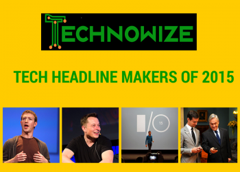 Top Five Tech Headline Makers of 2015