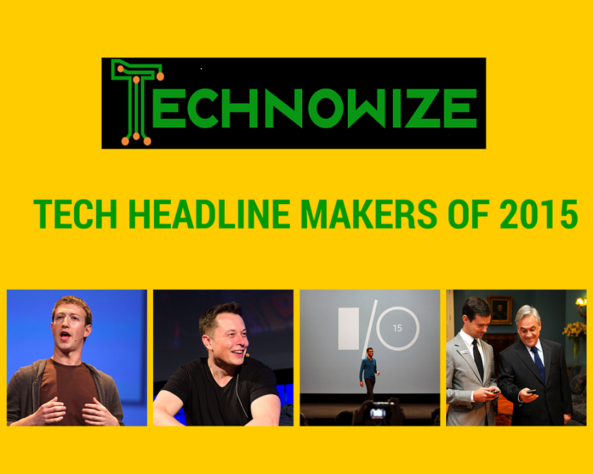 Tech Headline Makers