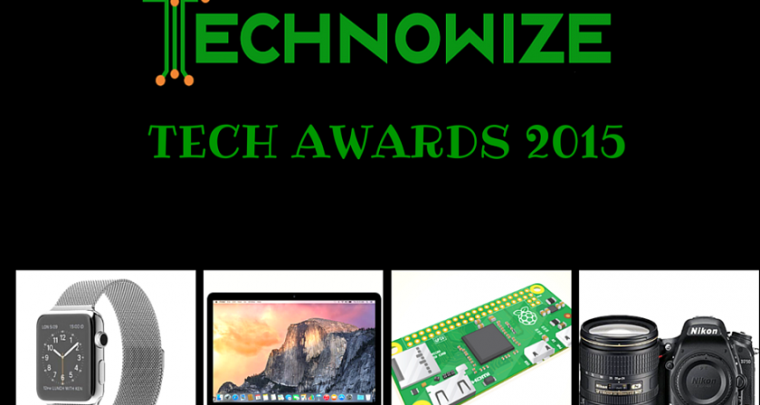 Technowize Tech Awards 2015