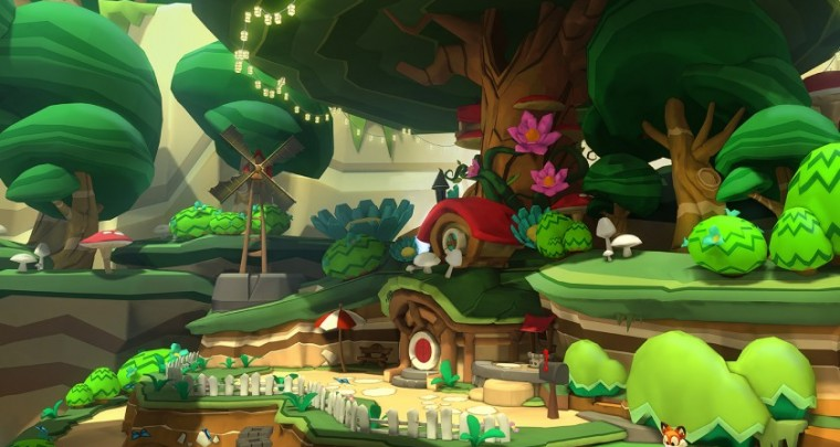 'Lucky's Tale' Got Lucky, First VR Game for Oculus Rift