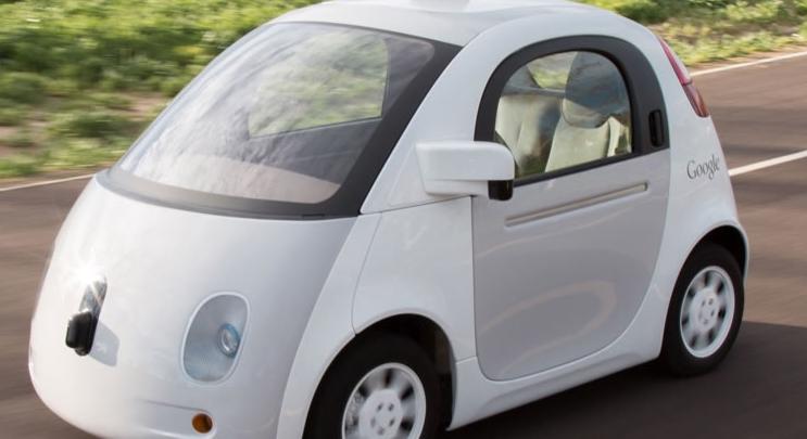 Google Autonomous Cars Might Actually Talk to Motorists and Pedestrians
