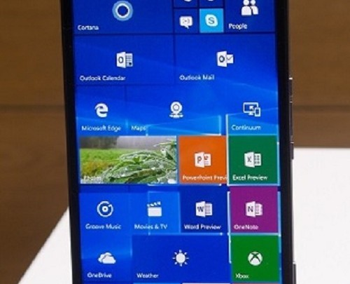 Microsoft Lumia 950 Reviews and Specs