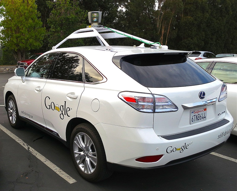 Google reportedly teaming up with Ford to make self-driving cars
