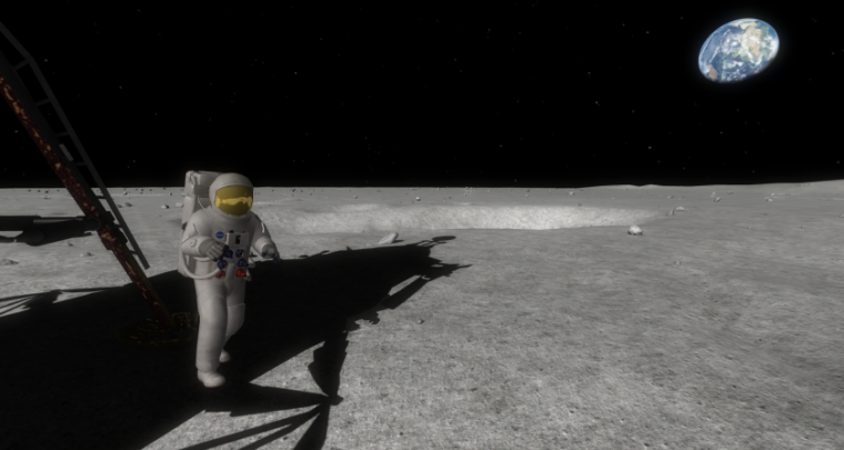 Apollo 11 VR Experience Coming Soon For Major VR Headsets