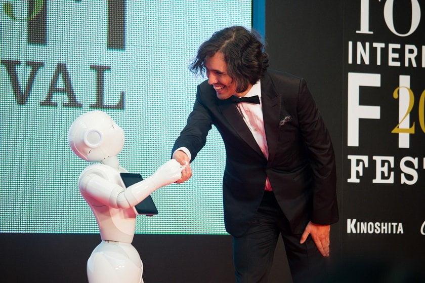 Pepper Robot CES 2016
