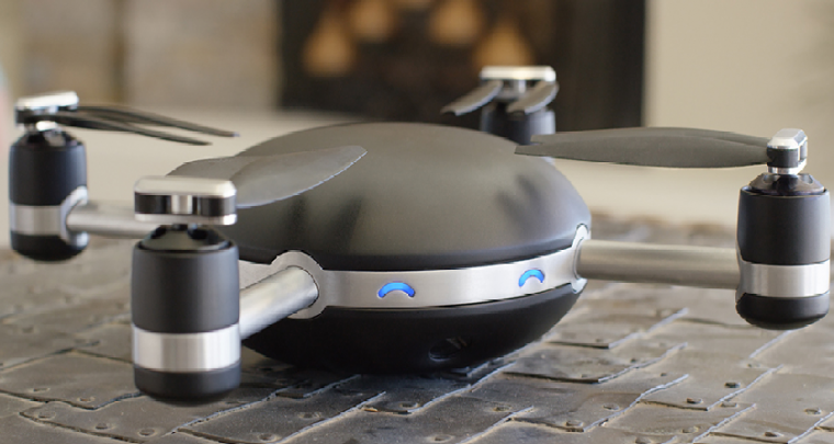 Lily, the 'selfie drone' will make selfie sticks a history