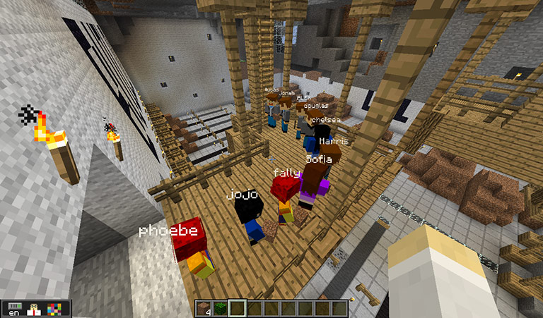 Microsoft Takes Charge of MinecraftEdu