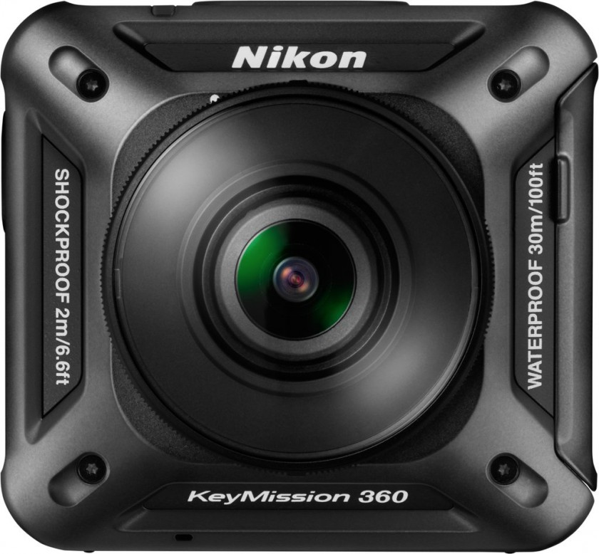CES 2016: Nikon Charging into 'Live in Action' with Key Mission 360