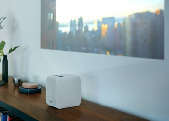 Sony Portable Ultra Short Throw Projector will beam images on any surface