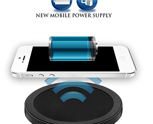 Apple Working On Wireless Charging Technology for iPhone