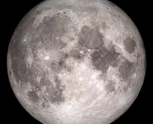 Imagine 3D Printing the Moon