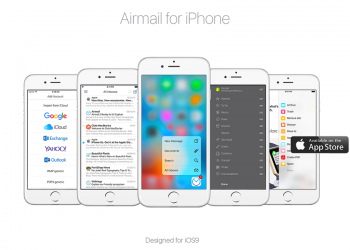 Airmail for iOS is openly customizable