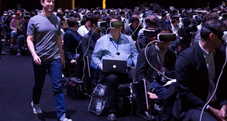Mark Zuckerberg, the Almighty Lord of VR Technology