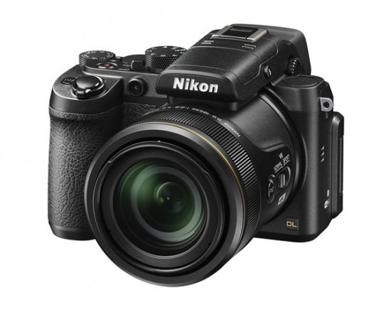 Nikon DL, the Most Powerful Line-Up of Compact Cameras