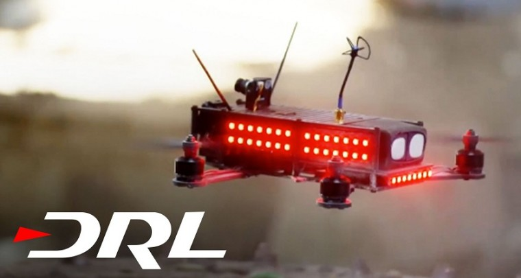 For All Your Drone Racing League Action