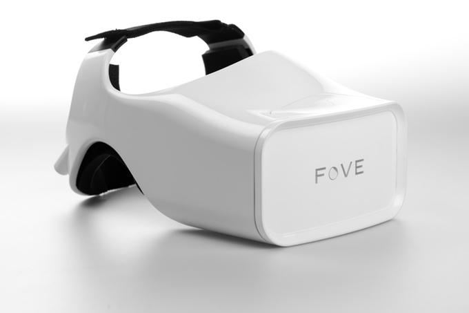 FOVE Might Be the Next Biggest Rival of Oculus