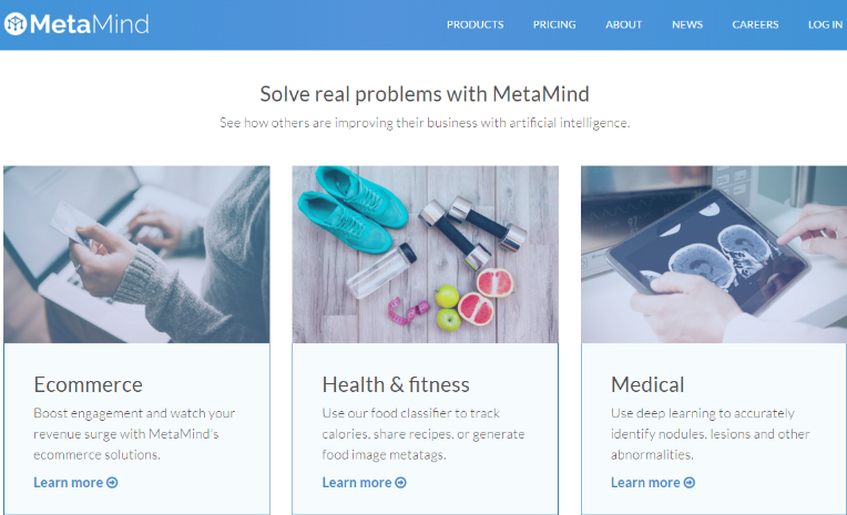 Deep-learning startup MetaMind