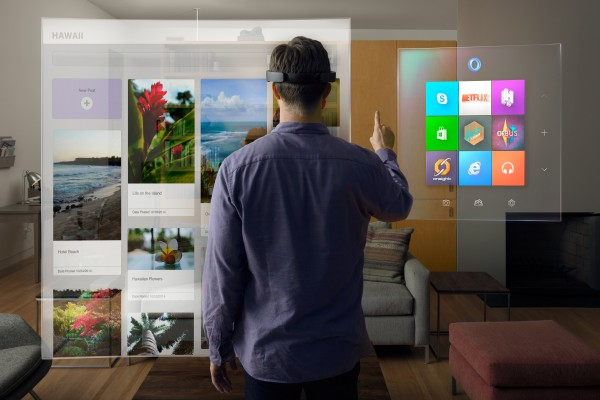 Microsoft HoloLens Developer Edition 2