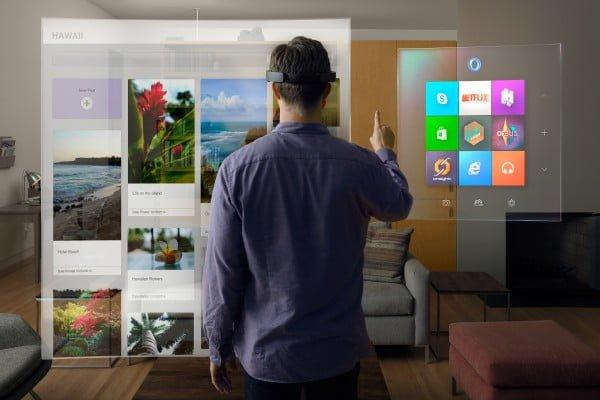 Microsoft HoloLens Developer Edition 2