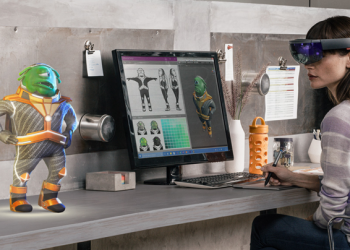 Microsoft HoloLens Developer Edition Arrives with a Hefty Price Tag