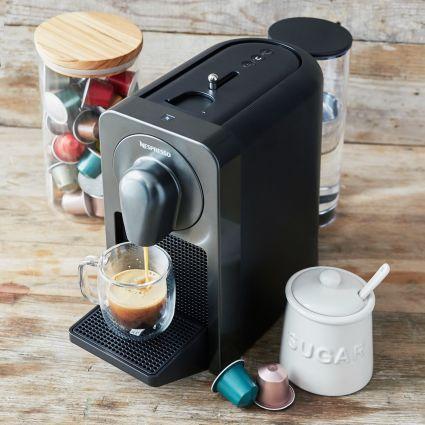Nespresso Prodigio-no milk pod
