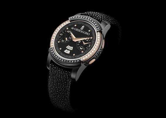 'Samsung Gear S2 de GRISOGONO Edition' is a Wrist Royale Fit to Grace the Wealthiest
