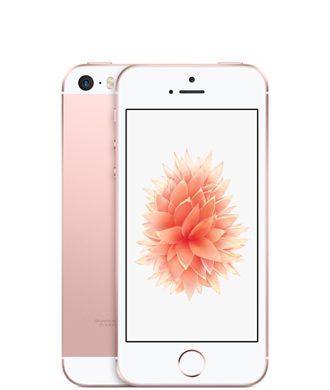 iPhone SE: Smaller but Powerful