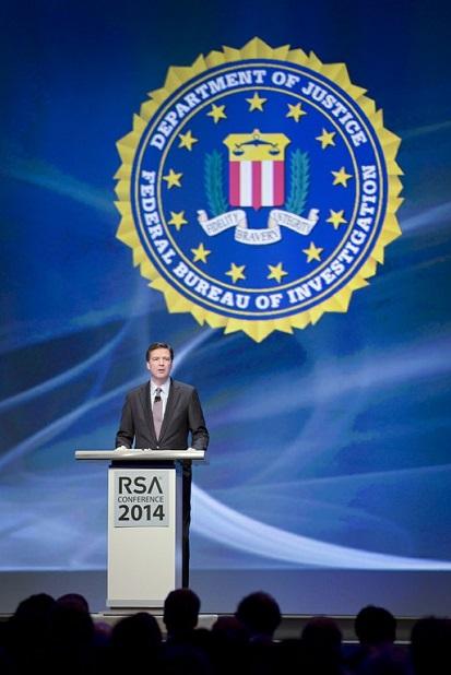 FBI James Comey