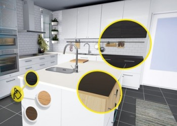 Dip into Your Private VR Kitchen with IKEA