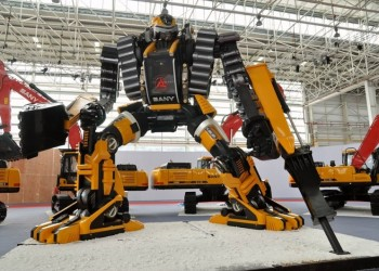 Industrial Robots Will Receive New Software Platform